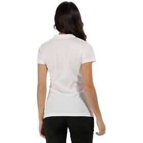 Regatta Maverick IV Bluzka z krótkim rękawem Kobiety, white